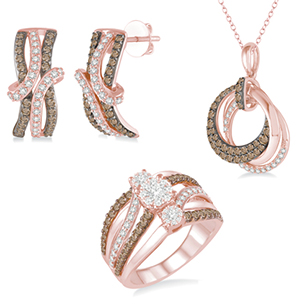 Champagne Diamond Collection
