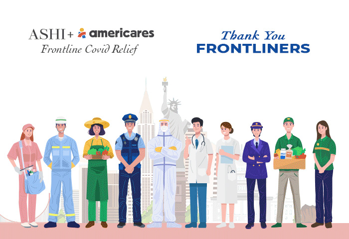 ASHI is Proud to Support Americares for COVID-19 Relief