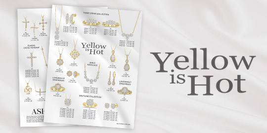 Yellow Gold Flyer