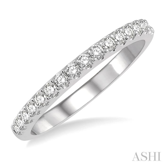 DIAMOND WEDDING BAND