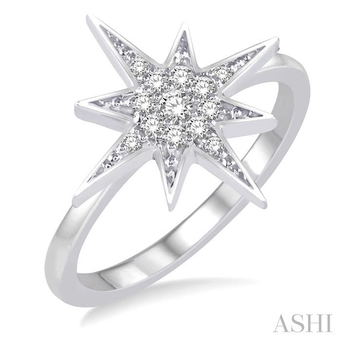 STAR DIAMOND RING